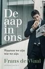 Cover 'De aap in ons'
