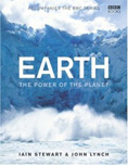 Cover 'Earth - The Power of the Planet'